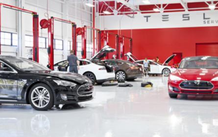 Tesla und dann lange nichts
