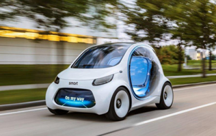 smart blickt in die Zukunft