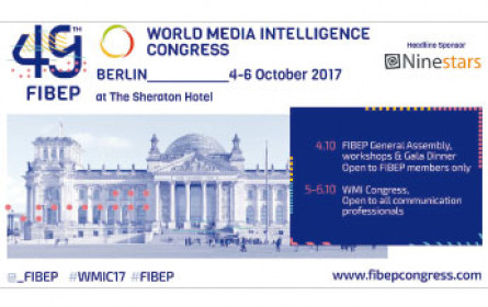 Media Intelligence Kongress in Berlin