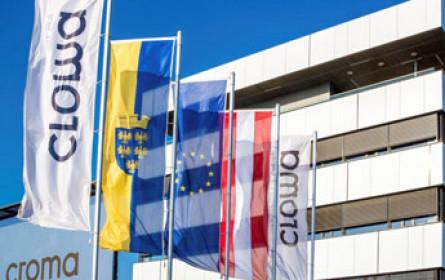 Eröffnung des neuen Croma-Pharma-Headquarters in Korneuburg