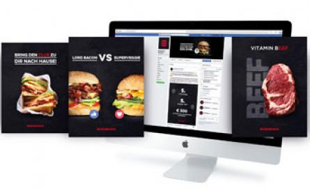 Pulpmedia übernimmt Facebook-Auftritte von Burgerista in Österreich und Deutschland