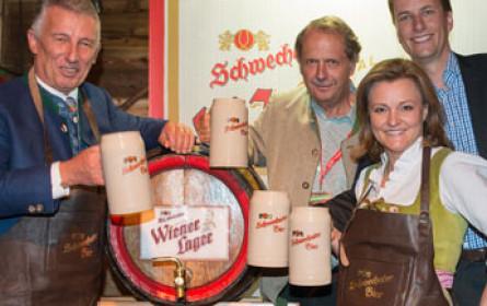Claudia Wiesner und Helmut Mödlhammer werden Bierbotschafter des Jahres