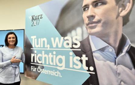 NR-Wahl - Parteien warben im Wahlkampf bisher um rund 10 Mio. Euro