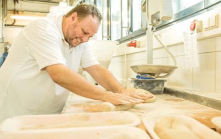 Hinter den Kulissen der Interspar-Bäckerei