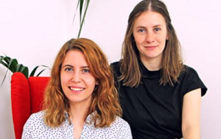 Neu bei Himmelhoch: Lena Medved und Stefanie Krenn