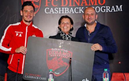 FC Dinamo Bucureşti kooperiert mit Lyoness