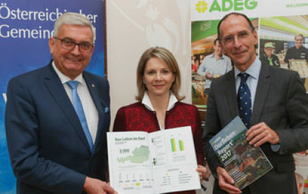 Adeg präsentiert Dorfleben-Report