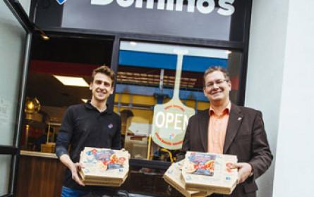 Domino's Pizza erobert Österreich