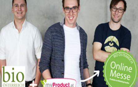 bio Österreich-Messe kooperiert mit myProduct.at