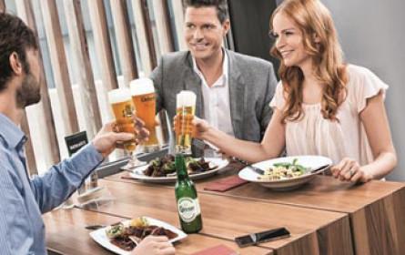 Brau Union erhöht Bierpreise im Dezember um 2,5 Prozent
