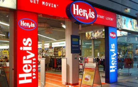 Hervis startet neue Kampagne