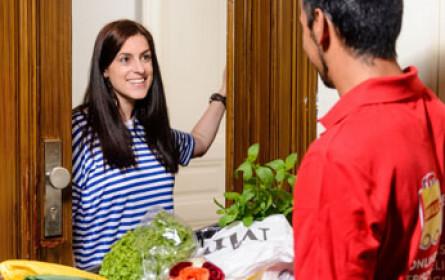 Billa-Kunden wollen online frische Waren