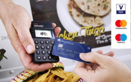 Starke Nachfrage nach mobilen Bezahllösungen