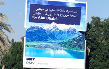 OMV setzt internationale Werbemaßnahmen