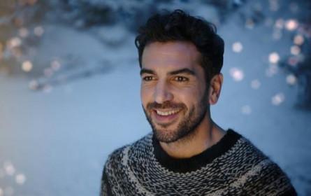 Sky startet aufwendig produzierte Weihnachtskampagne mit Elyas M'Barek