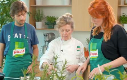 Knorr Kochshow wird fortgesetzt