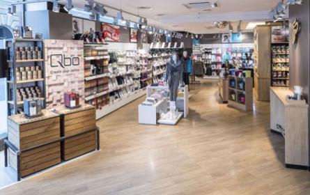 Qbo eröffnet weiteren Shop-in-Shop im Herzen Wiens