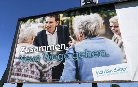 NR-Wahl: ÖVP bei Werbeausgaben klar vorn