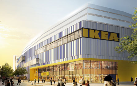 Ikea-Gewinn brach 2016/17 trotz höherer Umsätze ein