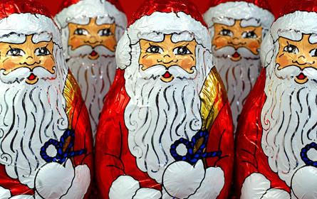 Weihnachten sorgt für Optimismus im Handel
