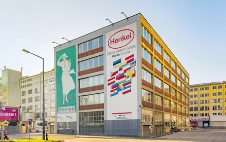 Henkel: 90 Jahre in Wien