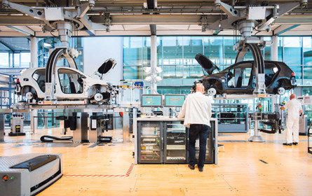 VW steckt Milliarden in die Entwicklung