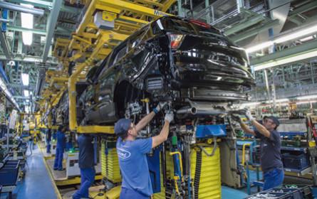 Ford steckt 750 Mio. Euro in Werksausbau