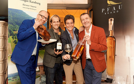 Ganslessen mit Karnburg & Pfau