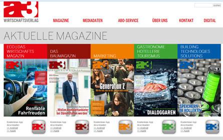 Konkursverfahren über a3 Wirtschaftsverlag GmbH eröffnet
