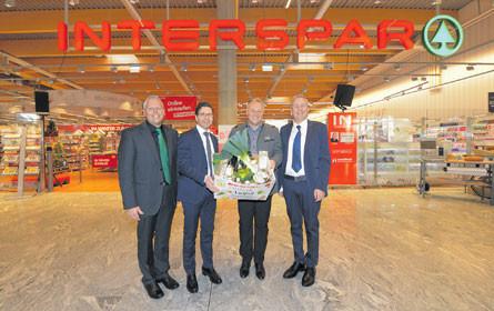 Interspars neue Bastion in Tirol