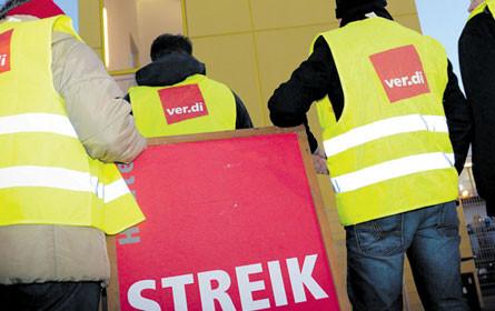 Verdi droht wieder mit Streik