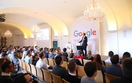 Größte Google Analytics Konferenz