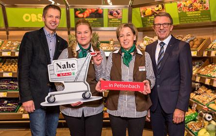 Zum Nikolaus: Neuer Eurospar in Pettenbach