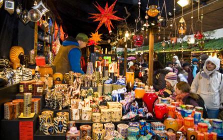 Karlsplatz ist beliebtester Weihnachtsmarkt der Wiener