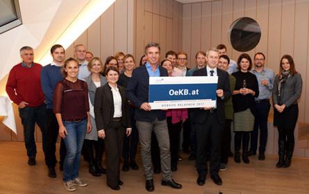 Fonda betreut Webauftritt der Oesterreichischen Kontrollbank