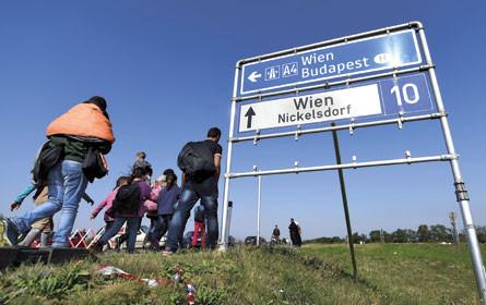 Flüchtlinge 2017 erneut stärkstes Thema in Zeitungen