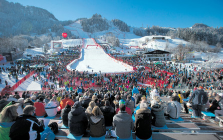 APA-PictureDesk auf der Ski-Piste