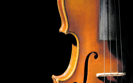 Wenn das Konto voller Geigen ist