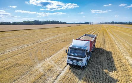 Agrarexporte auf hohem Niveau