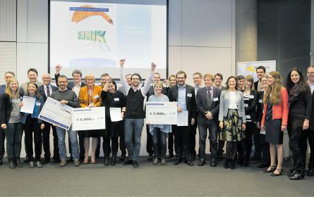 Forschungspreis sucht nach Ideen