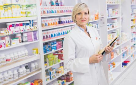 Arzneimittel-Umsatz stagnierte 2016