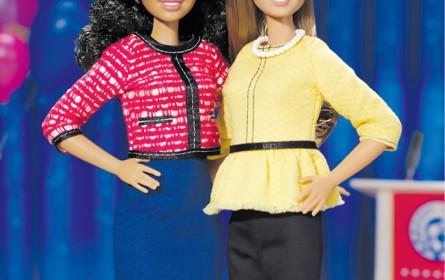 Bei Barbie hats gekracht