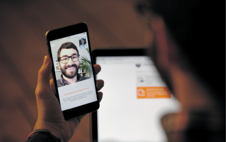 Kontoeröffnung per Chat
