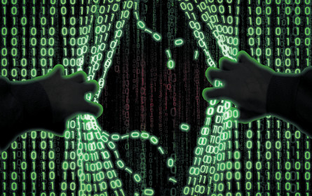 Cyberattacken-Gefahr