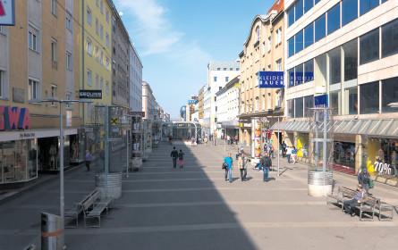 """Die Einkaufsstraßen werden """"löchriger"""""""