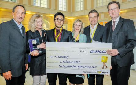 Award für SOS Kinderdorf