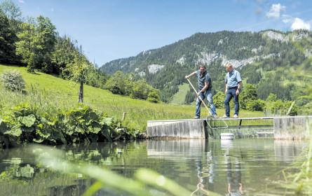 Fitte Fische aus Mariazell