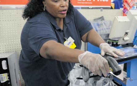 Wal-Mart senkt die Preise