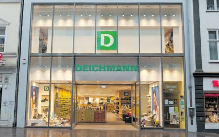 Deichmanns große Schuhe