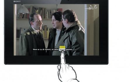 TV als Sprachlehrer